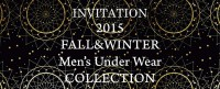 「2015秋冬メンズインナー・ソックス展示会」のご案内
